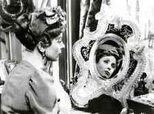 Danielle Darrieux who has celebrated her 100th birthday, as she appears in Max Ophüls' Madame De… in 1953.