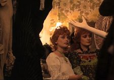 Marie-Hélène Breillat and Catherine Breillat as dressmakers Monique and Mouchette in Last Tango In Paris
