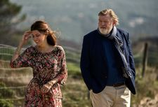 Ilene (Marisa Tomei) with Frankie's husband Jimmy (Brendan Gleeson)