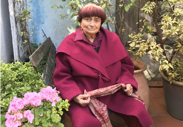 Agnès Varda will receive l'Etoille d'Or