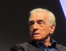 The Irishman director Martin Scorsese at the New York Film Festival