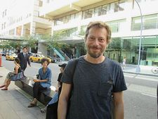 Mathieu Amalric is the French Fantastic Mr. Fox