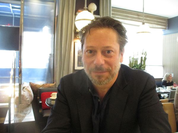 "‪Mathieu Amalric‬ on directing Barbara: ""There would be immediately a presence. It was the spirit we were waiting for."""