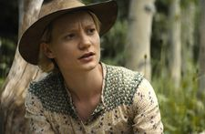 "Mia Wasikowska as Penelope in a Terry Anderson costume‬: ""We loved working with him. He was great."""