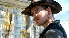 "Michael Fassbender as Silas. John Maclean: ""I wrote the part for Michael. I knew he was on from the beginning."""