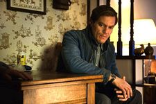 "Michael Shannon as Roy: ""... the character is lead by his heart."""