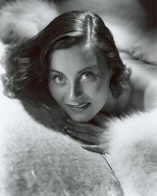 Michele Morgan - in her heyday