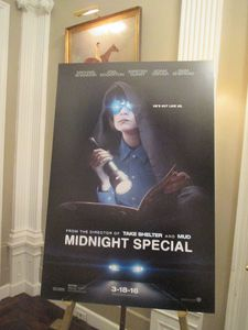 Midnight Special poster at 21 Club