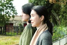 "Kôji Fukada on Motoko (Mikako Ichikawa) with Ichiko (Mariko Tsutsui) at the zoo: ""I thought it was appropriate to have an animalistic place be the place where these stories are revealed, separate from the humanist world."""