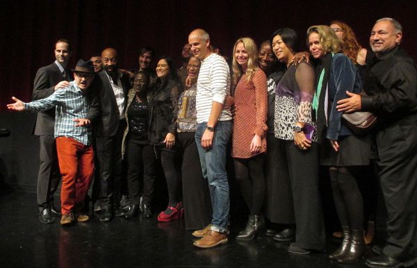 Barbara Kopple's glorious Miss Sharon Jones! opened DOC NYC