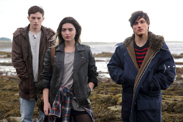 The Moon Dogs cast and crew will join the EIFF Youth Hub on June 17.