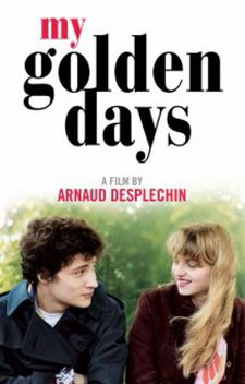 My Golden Days US poster