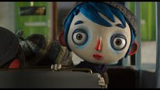 "Meet Courgette: ""Sixty per cent of the animation is around the eyes and the idea was to have something quite simple in which we could change the emotions with the turn of the lip here or a frown there."""