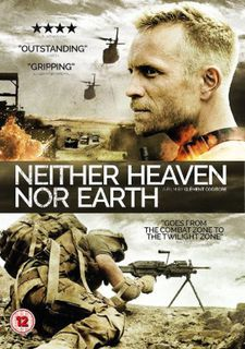 Neither Heaven, Nor Earth poster with deployed helicopters