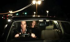 "Nick Cave drives Kylie Minogue: ""With Kylie there's this lovely tenderness to their relationship."""