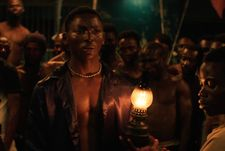 Koné Bakary in Night Of The Kings