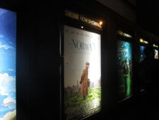 Norman: The Moderate Rise And Tragic Fall Of A New York Fixer poster at Landmark Sunshine Cinema