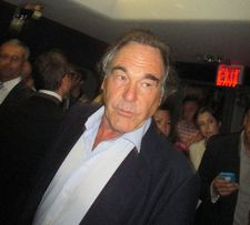 Oliver Stone at the Magic In The Moonlight Harlow after party