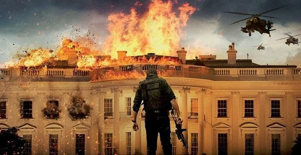 Olympus Has Fallen 2013 Movie Review From Eye For Film