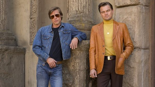 'Dynamic teaming' of Brad Pitt and Leonardo DiCaprio in Once Upon A Time In Hollywood