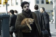 """…if you're thinking of anger, Inside Llewyn Davis by the Coen Brothers is a very unusual film in that sense…"""