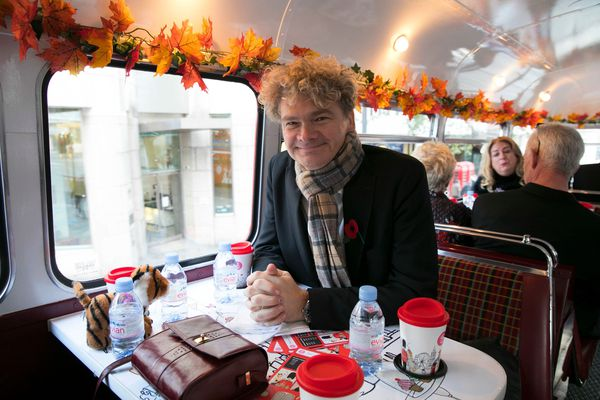 Simon Farnaby is attached to the Magic Faraway Tree project