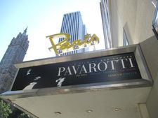 Ron Howard's Pavarotti was the last film screened at The Paris Theatre before it closed in August and now Netflix will reopen the venue to show Marriage Story