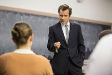 "Peter Sarsgaard as Stanley Milgram: ""My admiration for him just deepened as I went."""