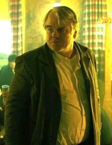"Philip Seymour Hoffman as Günther Bachmann in A Most Wanted Man: ""I was very impressed by this movie."""