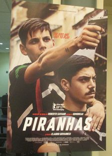 Piranhas poster at Film at Lincoln Center