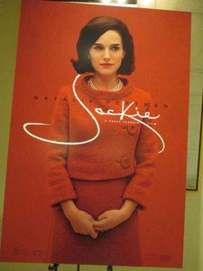 Press day - Jackie US poster