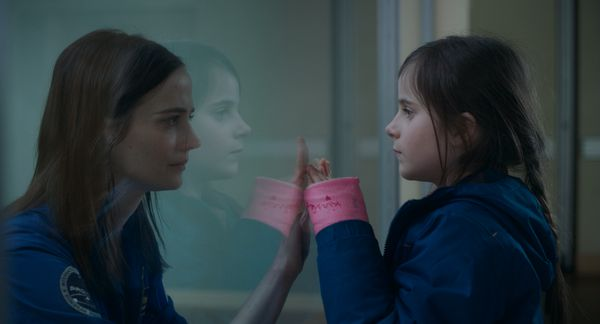 Eva Green and Zelie Boulant-Lemesle in Proxima, which will open GFF