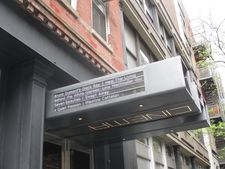 Slack Bay screens at the Quad Cinema in New York