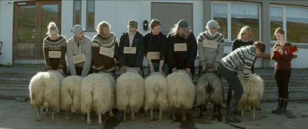 Rams (Hrútar), directed by Grímur Hákonarson, won the Prize of Un Certain Regard at Cannes 2015