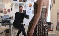 "Frédéric Tcheng on the House of Dior: ""When I tried to imagine what Raf Simons was feeling, there needed to be some conflict between the present and the past."""