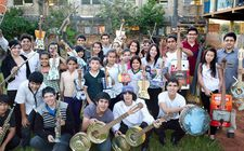 "Recycled Orchestra: ""We believed that Favio is going to stick with the kids and is coming back to Cateura."""