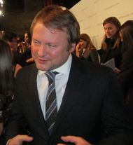 NBR Awards gala 2013 - Rian Johnson - photo by Anne-Katrin Titze