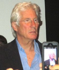 Richard Gere on Time Out Of Mind: