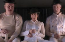 Robert Clohessy and John Rothman join Laurie Simmons in Stanley Kubrick's A Clockwork Orange