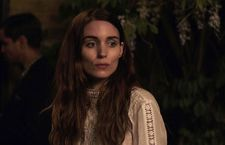 "Rooney Mara: ""A lot of people can't [she laughs] watch my gaze."""