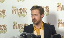 "Nice Guy Ryan Gosling with Ben Mendelsohn: ""They have this secret that they share …"""