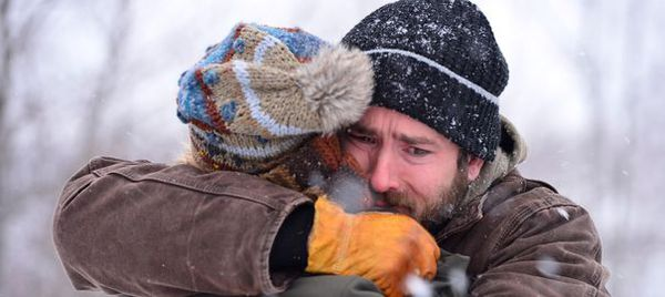 Mireille Enos and Ryan Reynolds in The Captive, Atom Egoyan's new film in the Cannes competition.