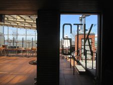 STK Downtown rooftop on Little West 12th Street