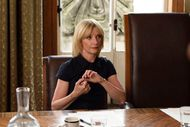 Jane Horrocks in Swimming With Men - photo by Vertigo Releasing
