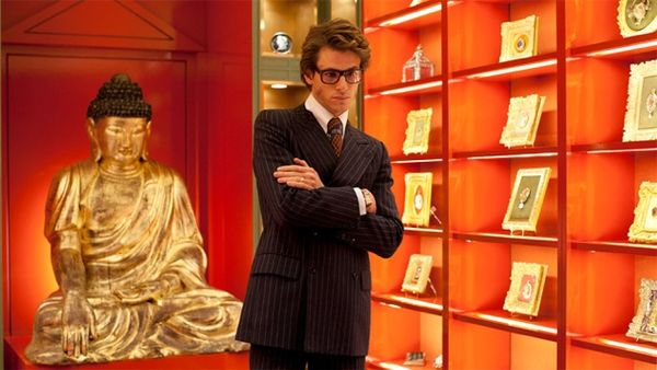 "Gaspard Ulliel as Yves Saint Laurent: ""eases under his skin with sensitivity."""