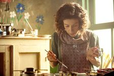 "Sally Hawkins as Maud Lewis: ""I think she lost herself in her imagination."""