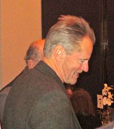 Sam Shepard at Le Cirque luncheon for August: Osage County: Nivola on A Lie Of The Mind