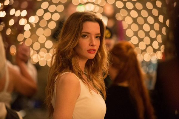 Talulah Riley in Scottish Mussel