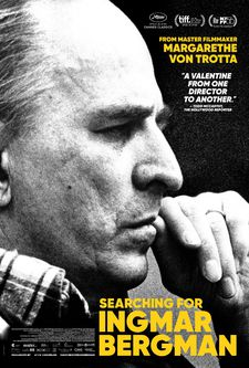 Searching For Ingmar Bergman poster - opens in the US on November 2