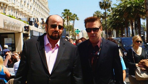 Alec Baldwin and James Toback in Seduced & Abandoned